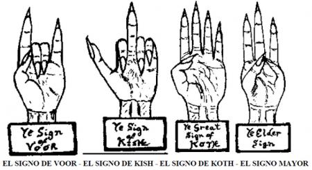 El Signo De La Mano Cornuda