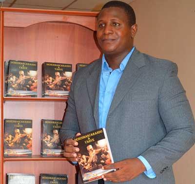 DESENMASCARANDO A YAHVE: Un gran libro del Ufólogo David Cangá Canga