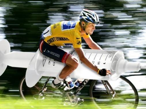 Resultado de imagen de ciclista drogado